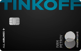 Кредитная карта Tinkoff «ALL Airlines»